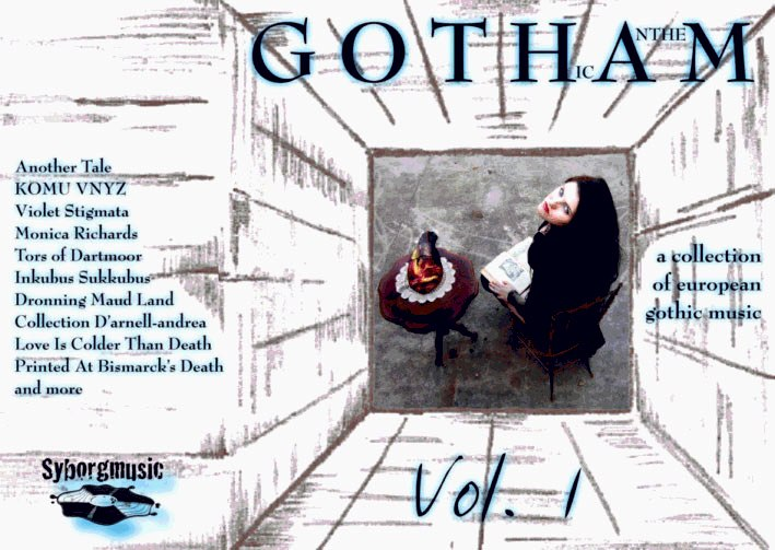 Gotham (Gothic Anthem) Volume 1